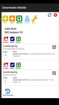 Smartwebs Mobile Online apk screenshot