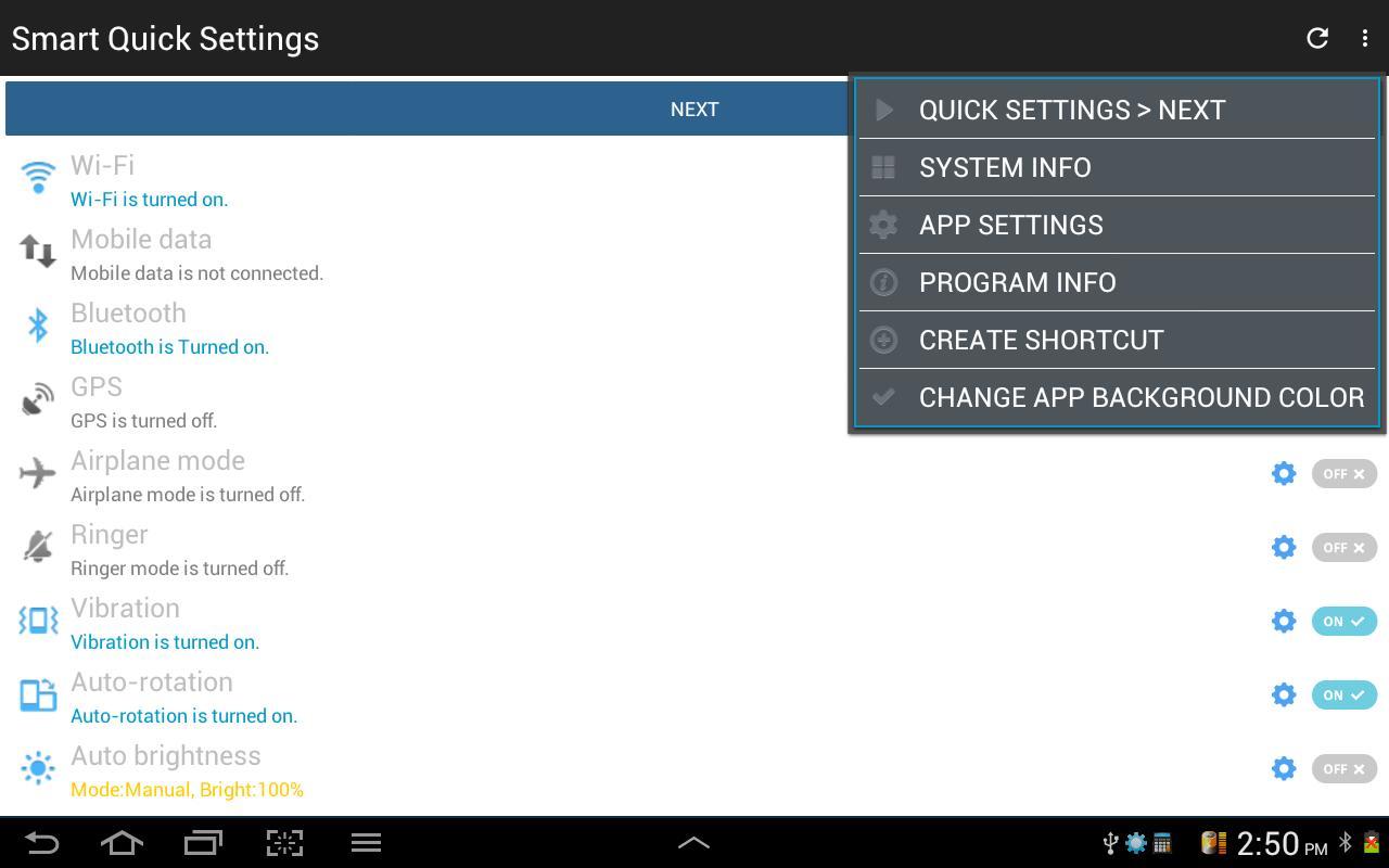 Pengaturan wifi android emulator