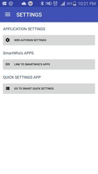 Web auto cron job apk screenshot
