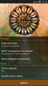 Clock for Home Screen screenshot 18