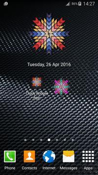 Clock Widget App screenshot 3