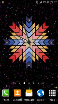 Clock Widget App poster