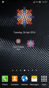 Clock Widget App screenshot 12
