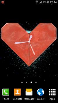 Love Theme Clock apk screenshot