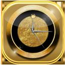 Luxury Clock Gold APK