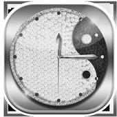 💎 Luxury Diamond Clock 💎 icon