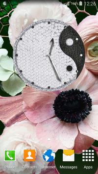 💎 Luxury Diamond Clock 💎 poster