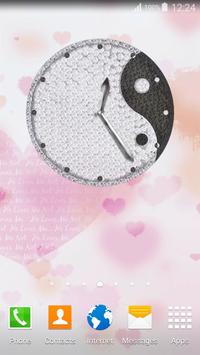 💎 Luxury Diamond Clock 💎 screenshot 13