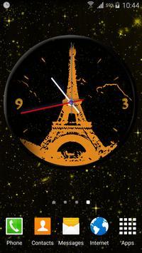 Paris Clock Widget screenshot 16