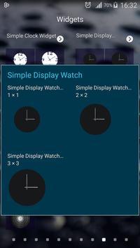 Simple Display Watch screenshot 17
