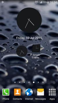 Simple Display Watch screenshot 8