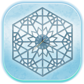 Winter Clock Live icon