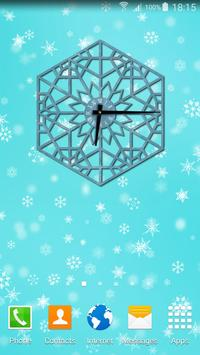 Winter Clock Live screenshot 9