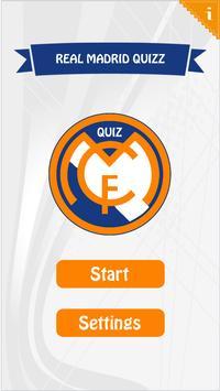 Foot Quiz Real Madrid Edition poster