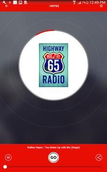 RadioMAX App apk screenshot