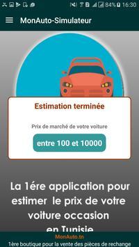 MonAuto-Simulateur screenshot 2