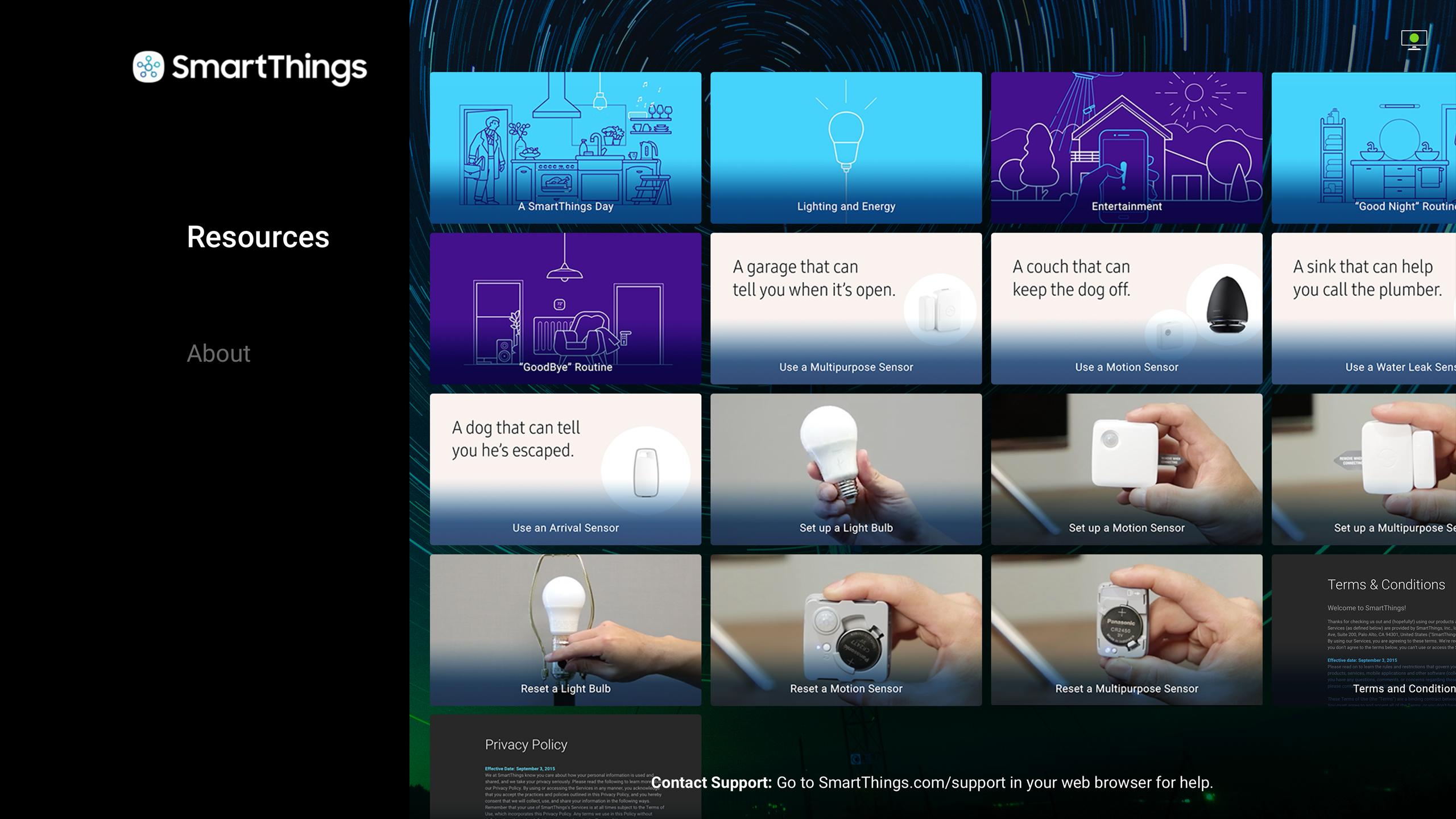 SmartThings for NVIDIA SHIELD TV for Android - APK Download