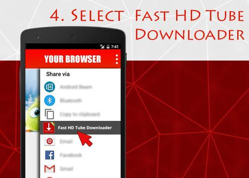 Fast hd tube downloader: download videos for android apk download.