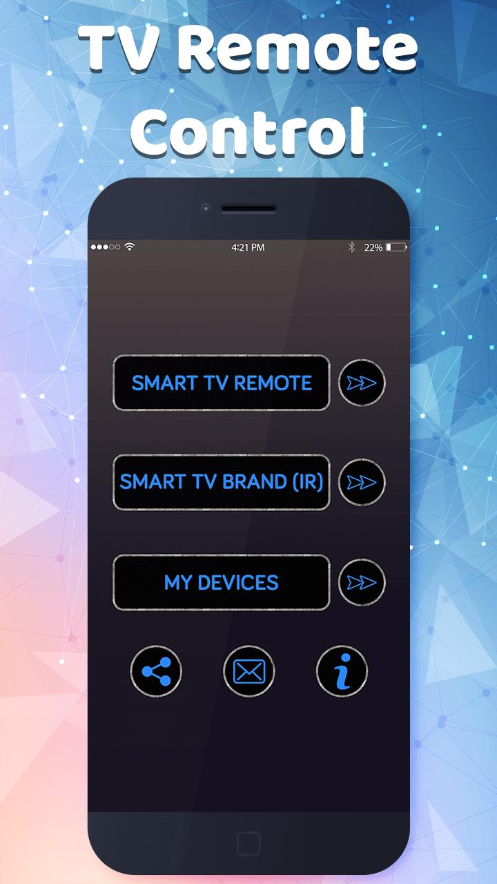 Smart tv remore control-Remote app for Universal for Android - APK