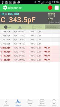 Smart Tweezers LCR Multimeter apk screenshot