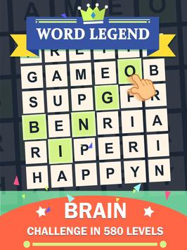 Word Legend - Attention Exercise apk screenshot