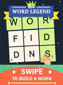 Word Legend - Attention Exercise apk screenshot