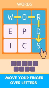 Word Epic - Words Search Puzzles poster