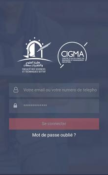 Cigma screenshot 1