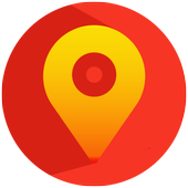 Smart Steps Location icon