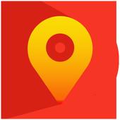 Smart Steps Location icon