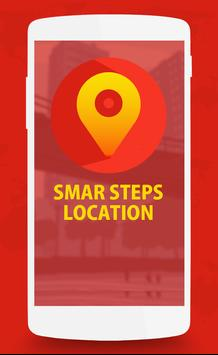 Smart Steps Location poster