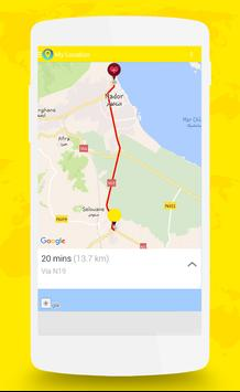 All In Hand (Maps & Tracker) screenshot 2