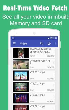 Smart Video Player screenshot 1