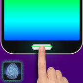 Real Home Button Fingerprint! - Touch id icon
