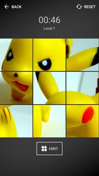 Pika Pikachu Tile Puzzle screenshot 2