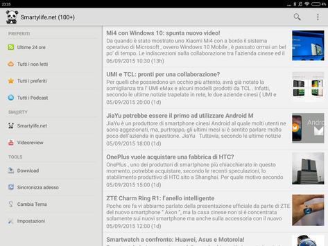 Smartylife.net screenshot 2