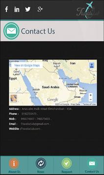 Travels Club apk screenshot