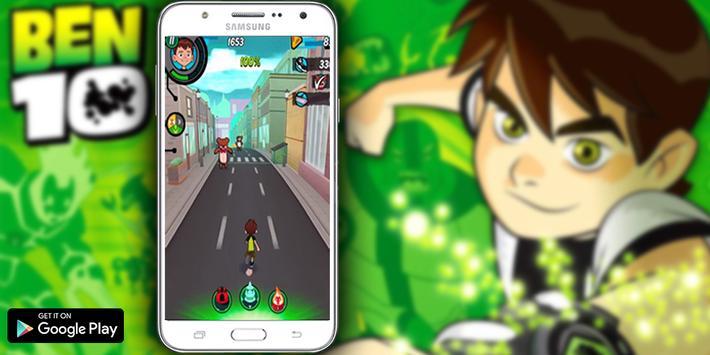 Ben 10 Omnitrix Fight screenshot 3