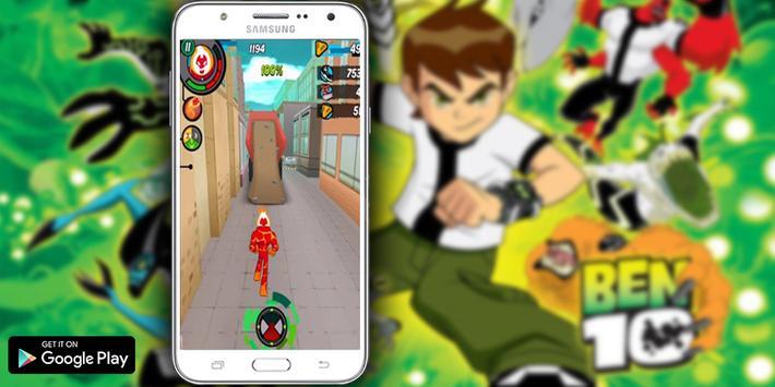 Ben 10 Omnitrix Fight screenshot 1