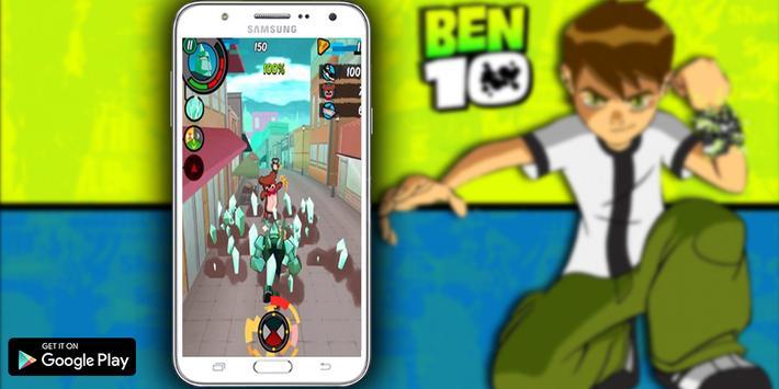 Ben 10 Omnitrix Fight screenshot 2