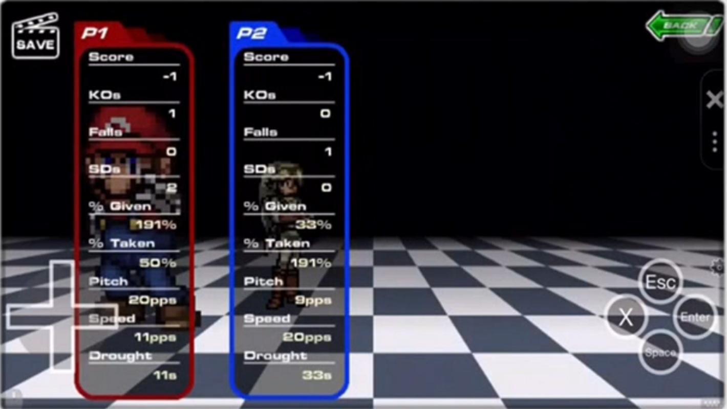 Super Smash Flash 2 - v0.9 on Miniplay.com