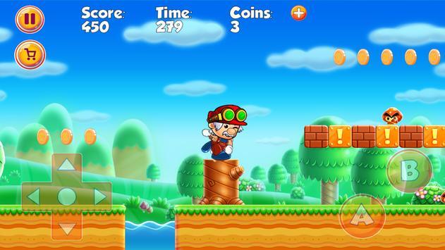 Super Sboy World 👌 apk screenshot