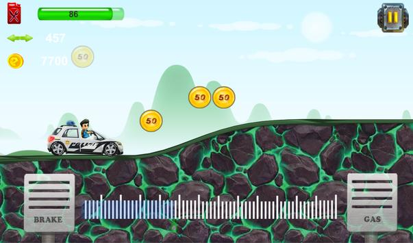 Monster Trucks - Hill Climb Racing screenshot 2