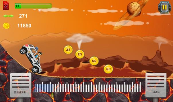 Monster Trucks - Hill Climb Racing screenshot 3
