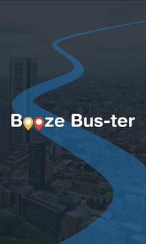 Booze Bus-ter poster