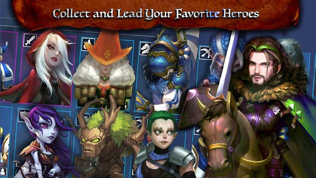 Age of Fire and Ice apk screenshot