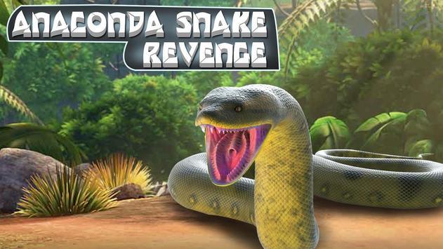 Anaconda Snake Revenge poster