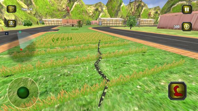 Anaconda Snake Revenge apk screenshot