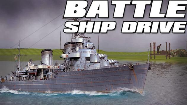 Battle Ship Drive poster