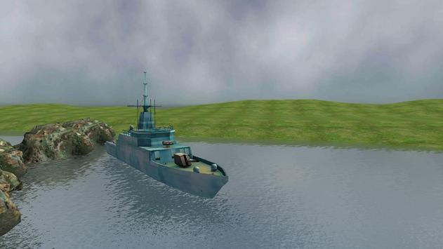 Battle Ship Drive screenshot 2